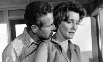 "Paul Newman and Patricia Neal in ""Hud"""