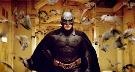 Christian-Bale-as-Batman in Batman Begins photo