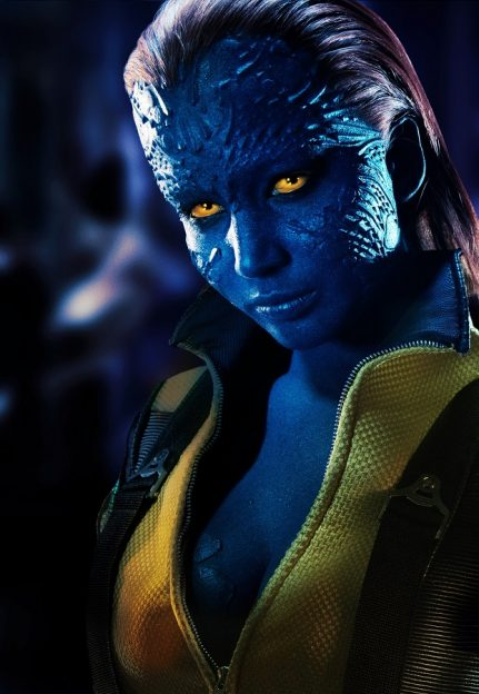X-Men First_Class_Mystique jennifer lawrence photo