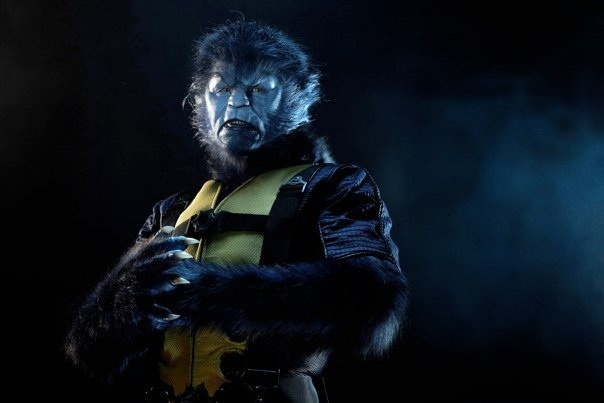 Nicholas Hoult discusses 'X-Men', Beast make-up and CGI ...