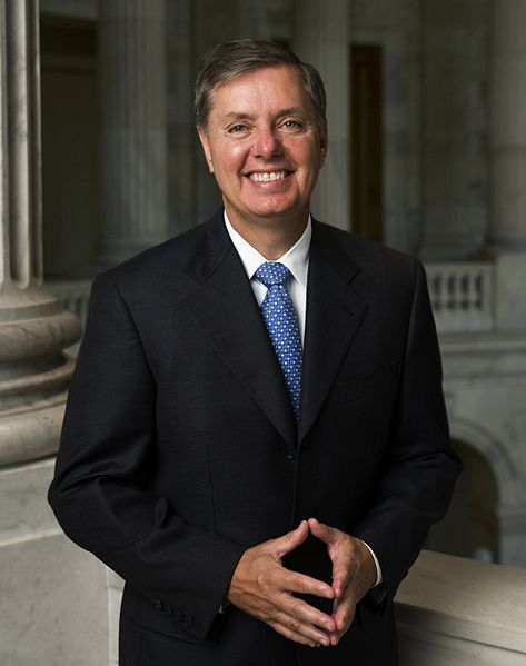 Lindsey Graham 2006 portrait photo