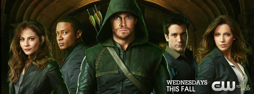 """Arrow"" will come to CW this fall on Wednesday nights"
