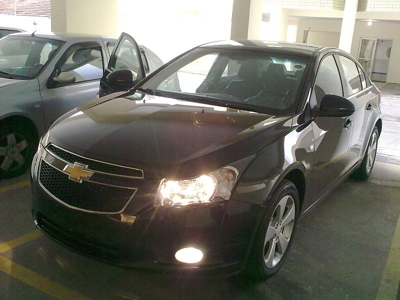 gm recalls 293k chevy cruze vehicles over brake problems the global. Black Bedroom Furniture Sets. Home Design Ideas