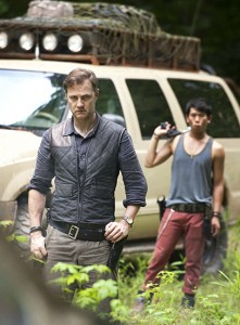 David Morrissey Governor Walking Dead photo