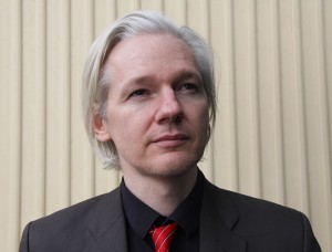 Julian Assange Wikileaks founder