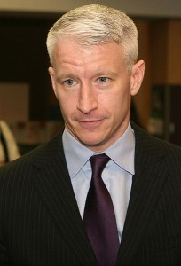 Anderson Cooper CNN host openly gay