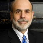 Official portrait of Federal Reserve Chairman Ben Bernanke. 2008 public domain photo