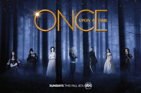 Once Upon a Time title card/ABC