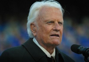 Public domain photo/Billy Graham
