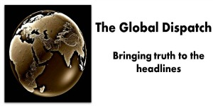 The Global Dispatch stretched logo 300x150