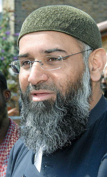 Anjem Choudary, spokesman for Muslims Against Crusades photo/snapperjack Flickr
