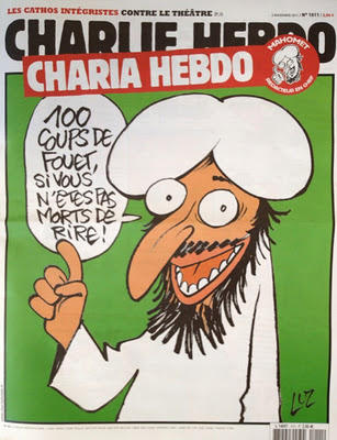 Muhammad cartoon