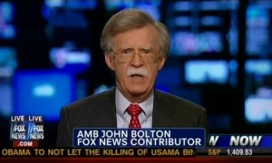John Bolton on Fox News
