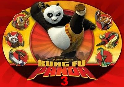 Kugn Fu Panda 3 Movie fan made banner