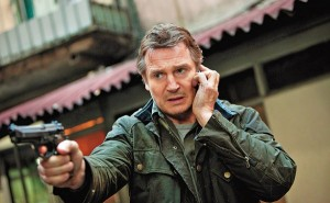 Liam Neeson Taken 2 photo