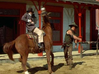 Mongo punch horse Blazing saddles - The Global Dispatch