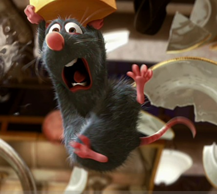 """Ratatouille"" photo Remy the rat photo/Pixar"