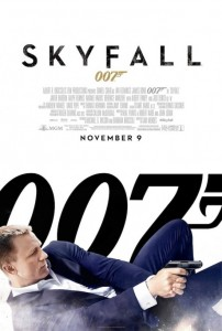 New Skyfall poster
