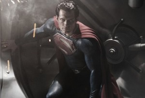 "Henry Cavill as Superman in ""Man of Steel""  Warner Bros"