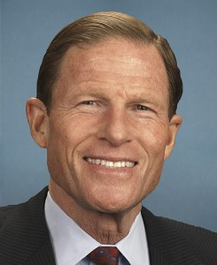 Sen. Blumenthal says record keeping from background checks is essential to gun control. Photo/United States Senate