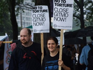 Calls to close Gitmo seems likely following the new CIA report on torture photo Joshua Sherurcij