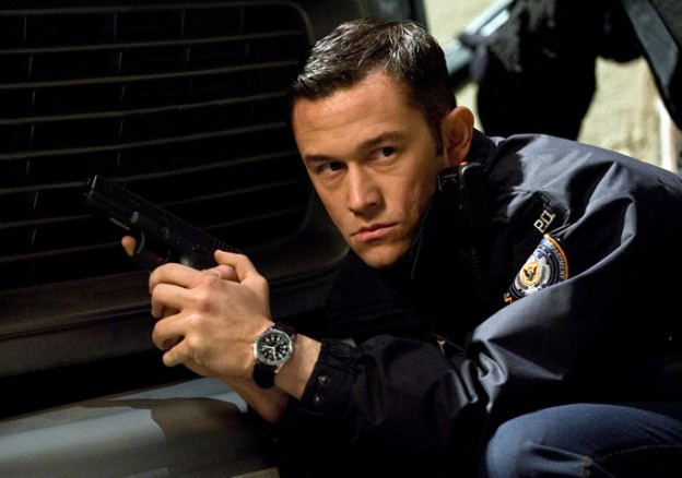 "Joseph Gordon Levitt as John Blake in ""The Dark Knight Rises"" photo Warner Bros"
