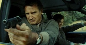 Liam Neeson Maggie Grace taken 2 photo