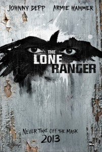 The Lone Ranger tonto poster