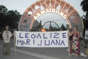 photo Bart Everson  Armstrong Legalize Marijuana