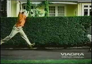 screenshot inaugural Viagra commercial from 2004