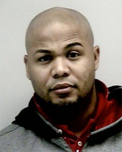Andruw Jones mugshot