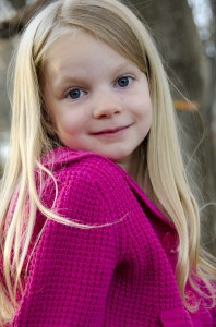 This 2012 photo provided by the family shows Emilie Alice Parker. (Courtesy of the Parker Family)