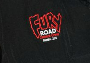 Tom Hardy Fury Road logo