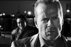 "Bruce Willis will be back as Hartigan says Robert Rodriguez, talking ""Sin City: A Dame to Kill For"""