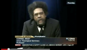 Cornel West President Obama attack bible