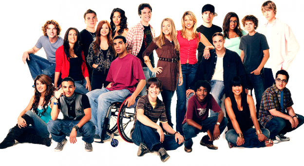 Degrassi the next generation cast photo