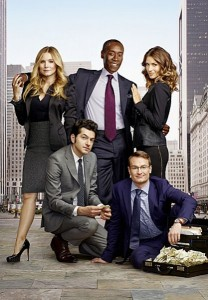 Great House Of Lies Don Cheadle Kristen Bell Cast Photo