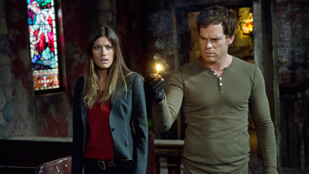 Jennifer Carpenter Michael C Hall Dexter photo