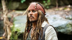 "Johnny Depp will bring Jack Sparrow back again for ""Pirates 5"""