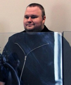 KimDotcom photo via Free KimDotcom Facebook page