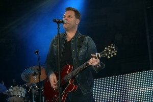 Matthew West performing at Winter Jam 2013 photo Brandon Jones