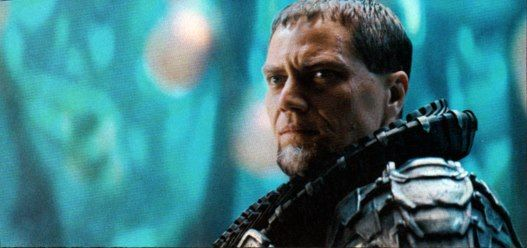 Michael Shannon Zod photo Man of Steel