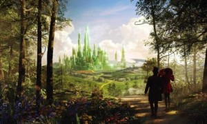 Oz-The-Great-and-Powerful-banner emerald city photo
