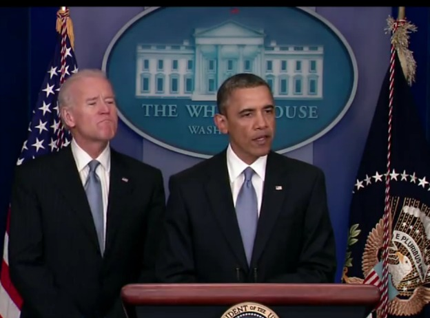 President Obama address on fiscal cliff deal