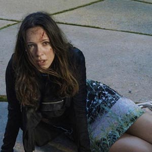 "Rebecca Hall in ""Iron Man 3"""