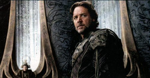 Russell Crowe as Jor El Man of Steel photo