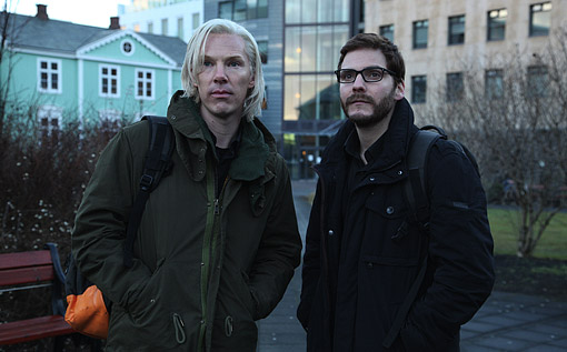 The-Fifth-Estate Benedict Cumberbatch as Julian Assange