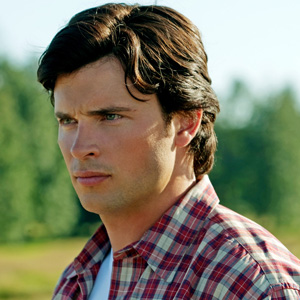 Tom Welling photo on Smallville as Clark Kent