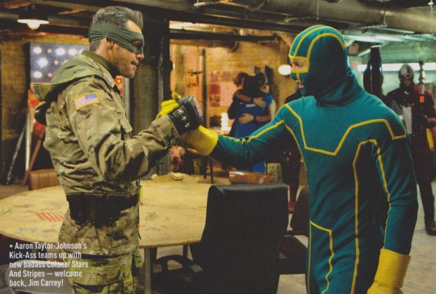 empire-kick-ass-2 Jim Carey Aaron Taylor Johnson