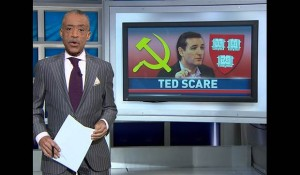 Al Sharpton Ted Scare McCarthy attacks Ted Cruz